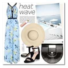 """How to Dress for a Heat Wave"" by ukdresslover ❤ liked on Polyvore featuring Jane Norman, Cult Gaia, Soma and Fresh"