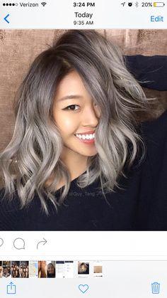 Grey!