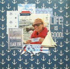 Whale watch - Scrapbook.com