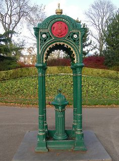 Victorian Drinking Fountain