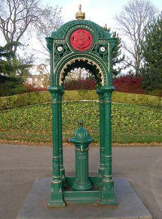 Victorian Drinking Fountain
