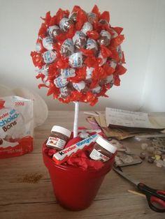 for boyfriend candy 23rd Birthday, Birthday Candy, Birthday Diy, Birthday Parties, Valentines Gifts For Boyfriend, Boyfriend Gifts, Valentine Gifts, Sweet Trees, Diy Crafts To Do