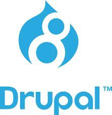 Znalezione obrazy dla zapytania drupal 8 logo