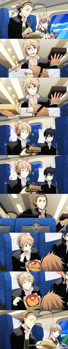 We all have that friend. -__- Prince of Stride: Alternative Ep. 04