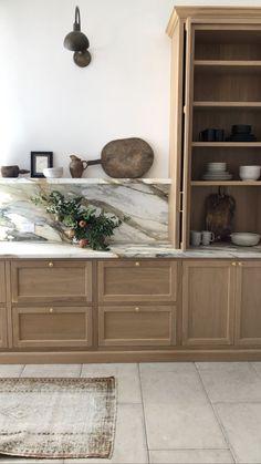 home decor apartment Küchen Design, Home Design, Kitchen Interior, Kitchen Decor, Eclectic Kitchen, Kitchen Ideas, Sweet Home, Interior Desing, Beautiful Kitchens
