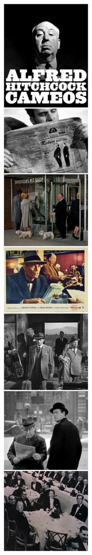Alfred Hitchcock Cameo appearances via Google.com