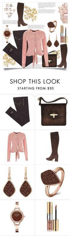 """""""It's The Little Things In Life"""" by helenaymangual ❤ liked on Polyvore featuring Diverso, Gucci, Dolce&Gabbana, Jean-Michel Cazabat, H.Azeem and Caravelle by Bulova"""