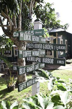 A visit to Lanai City #Hawaii #lanai_city_endangered
