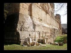 The Megaliths of Baalbek; A Colossal Mystery | Earth. We are one