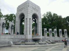 WWII Memorial #DC