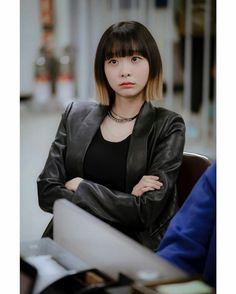 "[Photos] New Stills Added for the Korean Drama ""Itaewon Class"" @ HanCinema :: The Korean Movie and Drama Database Korean Actresses, Asian Actors, Kdrama, Asian Woman, Asian Girl, Stylish Hair, Korean Celebrities, Ombre Hair, Korean Drama"