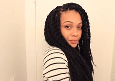 13 Easy Havana/Marley Twists Hairstyles shows you awesome ways to change up your protective style!
