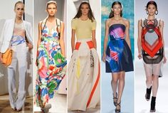 Spring 2013 Runway Trend: Abstract Graphic Prints