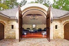 Dream garage..