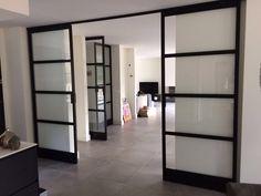 Dutch, Divider, Cottage, Modern, Room, Furniture, Design, Home Decor, Homes