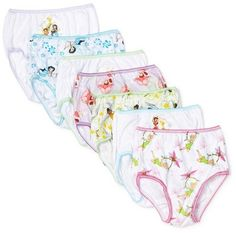 nice Handcraft Little Girls' Tinkerbell 7 Pack Underwear - For Sale Check more at http://shipperscentral.com/wp/product/handcraft-little-girls-tinkerbell-7-pack-underwear-for-sale/