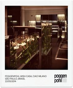 Poggenpohl Wish Casa, Ciao Milano!