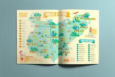 Mapa, Badajoz al natural | Escapismo Natural | Provincia de Badajoz | Laruinagrafica - Estudio creativo y poliédrico