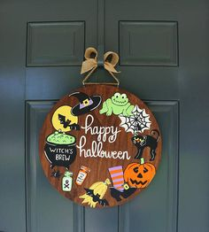 Hey, I found this really awesome Etsy listing at https://www.etsy.com/uk/listing/533931552/halloween-door-hanger-halloween-door