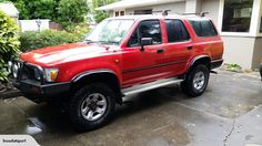 Toyota Other 4 Runner 1991 | Trade Me