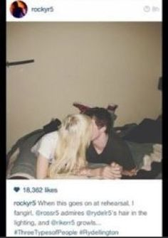 OH MY GOOOOOOOSSHHHHHHHH......I'M CRYING......RYDELLINGTON IS REAL...I PROMISE WITH ALLLLLL MY HEART