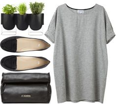 Number Seventy Four by charm-powers featuring jil sander handbags