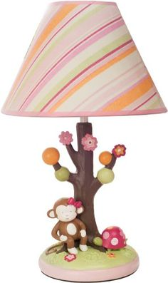 Kids Line Lamp Base and Shade, Miss Monkey KidsLine,http://www.amazon.com/dp/B004PEIQNA/ref=cm_sw_r_pi_dp_4LUetb1NGHYR6118