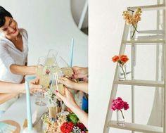 20 inspirações para decorar o chá de cozinha   http://www.blogdocasamento.com.br