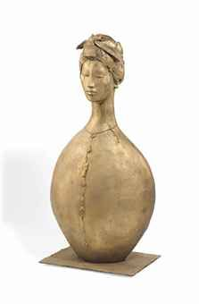 Giacomo Manzu, Busto Giapponese at Christie's London