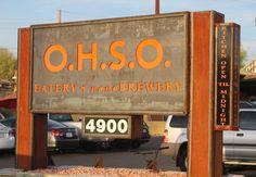 O.H.S.O. Eatery + nanoBrewery