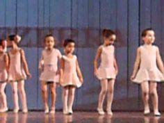 Ensaio Geral Lyceu Escola de dança - pré-ballet 2