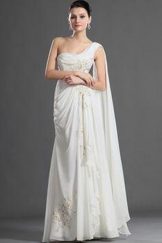eDressit  Nouveautés Agréable Bretelle Seule Robe de Soirée/Robe de Mariée (01121307)