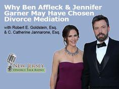 In this episode divorce attorneys Robert E. Goldstein, Esq. and C. Catherine Jannarone, Esq. discuss divorce mediation.