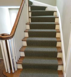 Waterfall Installation Project Edgewoods Carpet Stairs