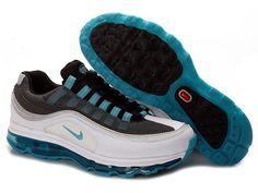 ナイキ Nike エアマックス 24-7 ブラック / グラスブルー / ダーク シャドー / ジェットストリーム Nike0190