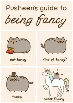 I want to frame this. Animated version: http://pusheen.com/post/17808469265