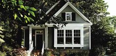 Cape cod cottage with porches and a breezeway to detached for Southern living detached garage plans