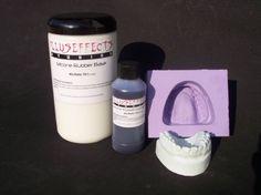 Silicone RTV Rubber Mold Making Compound - Quart Kit
