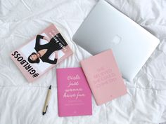 Who said that women can't be the boss? Jamaica now has the world's highest proportion of female bosses, it's time for Australia to catch up. A little inspiration never hurts, so buy one of our coral notebooks which come in a pack of two so you can keep feeling inspired.