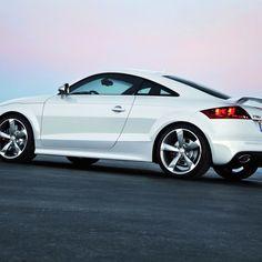 Audi TT RS is my current favorite car!