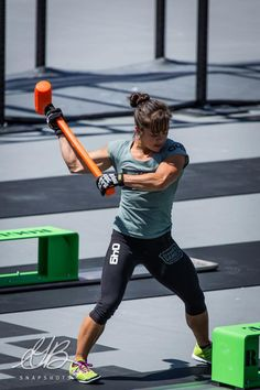 Womanly Mental Toughness in the 2012 CrossFit Games captured in photographies ..Janne R. Mortensen, Mental Coach