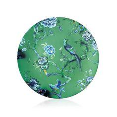 Wedgwood - Jasper Conran Chinoiserie Green Ornamental Platter