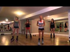 Kangoo Boot Camp - HIIT Style - YouTube