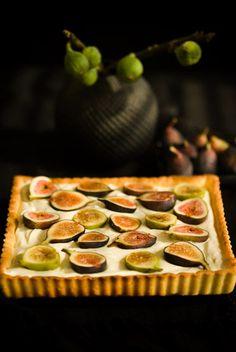 Sweet Paul's Fig Tart