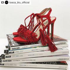 @tosca_blu_official Redpassion SS/17 www.danieledilorenzo.it