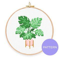 Cross Stitch Designs, Cross Stitch Patterns, Cute Octopus, Cross Stitch House, Dmc Floss, Hard Enamel Pin, Diy Embroidery, Pattern Making, Cross Stitching