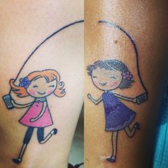 Me and my best friend, BFF tattoos!!