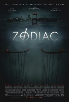 ZODIAC (2007) / Dir. David Fincher / USA