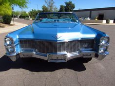 1965 Cadillac Coupe DeVille Convertible