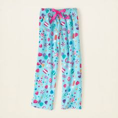 girl - sleep & underwear - candy sleep pants | Children's Clothing | Kids Clothes | The Children's Place